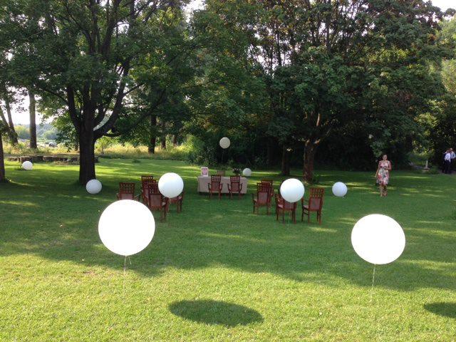 śluby plenerowe dom weselny Zacisze pod Warszawą