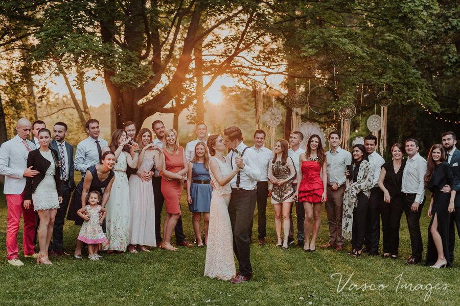 ślub w plenerze okolice Warszawy