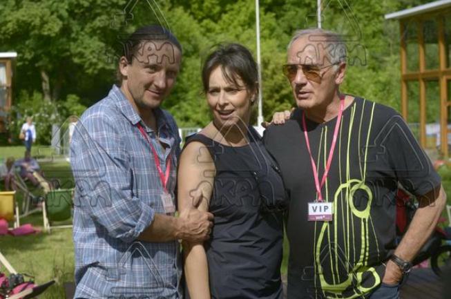 z Anna Korcz, Karol Strasburger, Paweł Pigoń 3