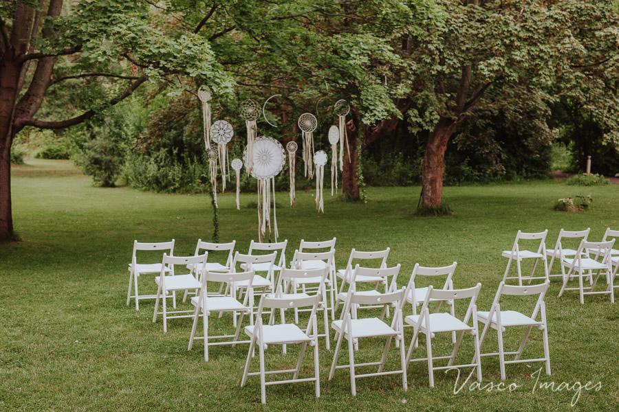 ślub w plenerze Pomiechówek