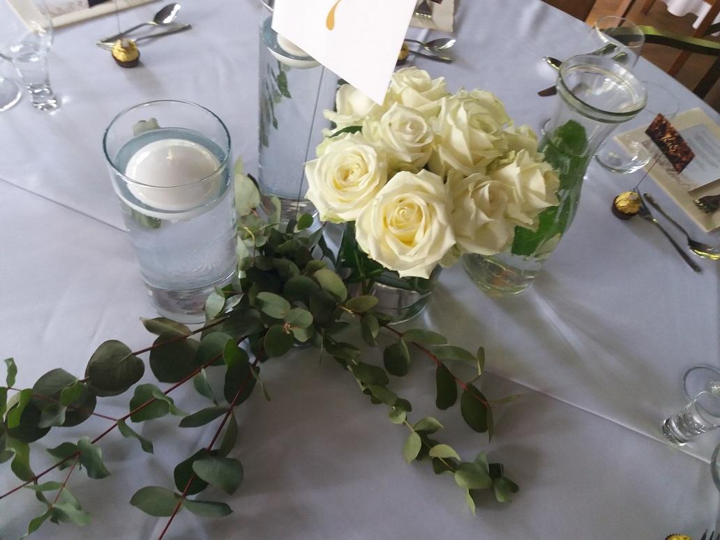 sala na wesela ślub w plenerze