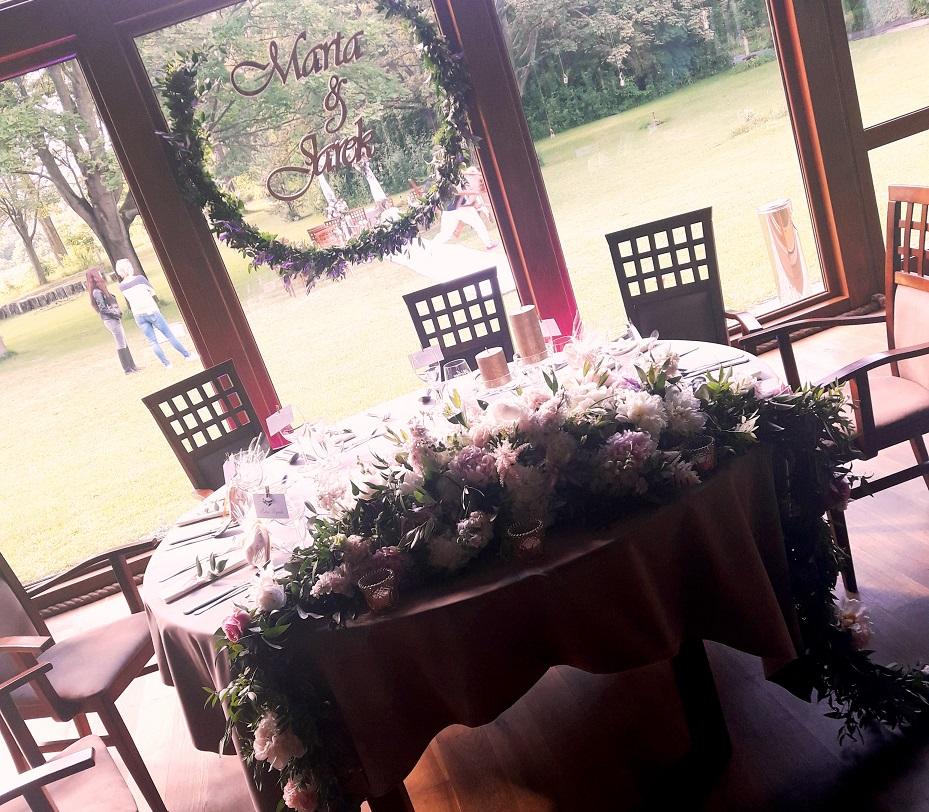 wesela pod warszawą sala weselna