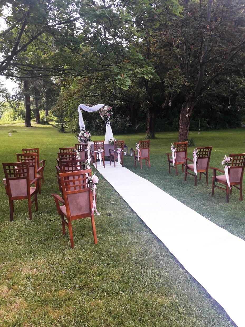 wesele w plenerze mazowieckie, organizacja pod warszawą