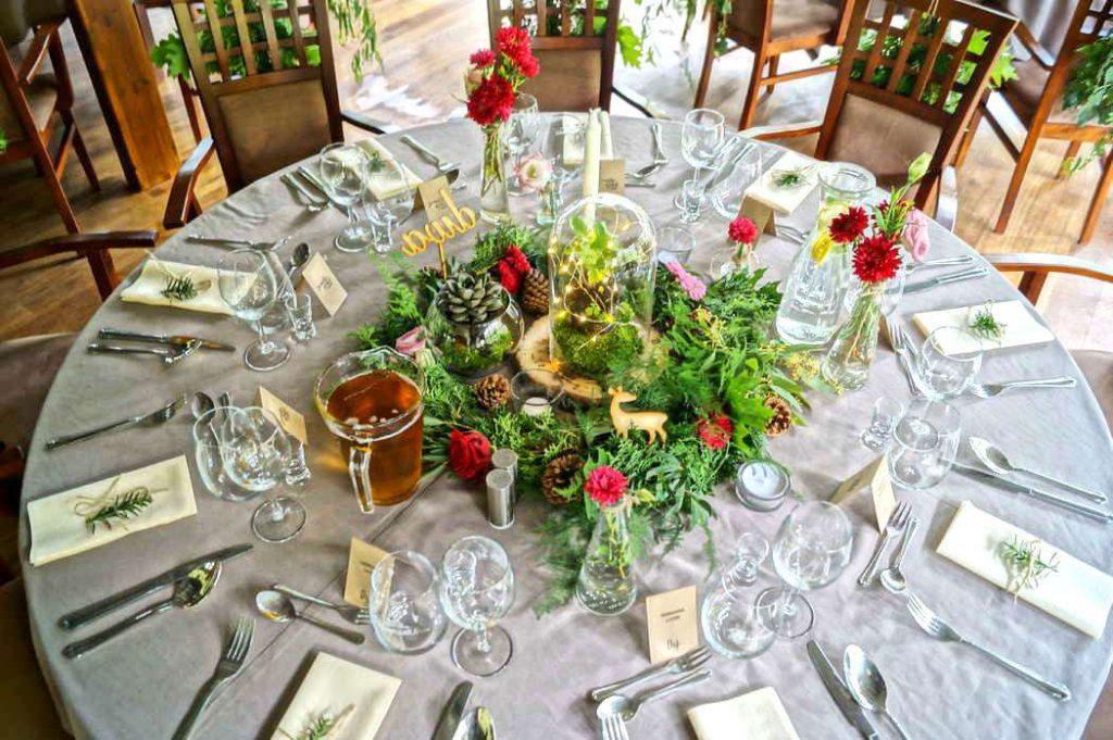 Nasza sala weselna pod Warszawą